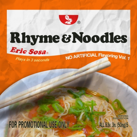 Rhyme & Noodles - No Artificial Flavoring Vol.1 (front)